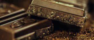 шоколад на диете